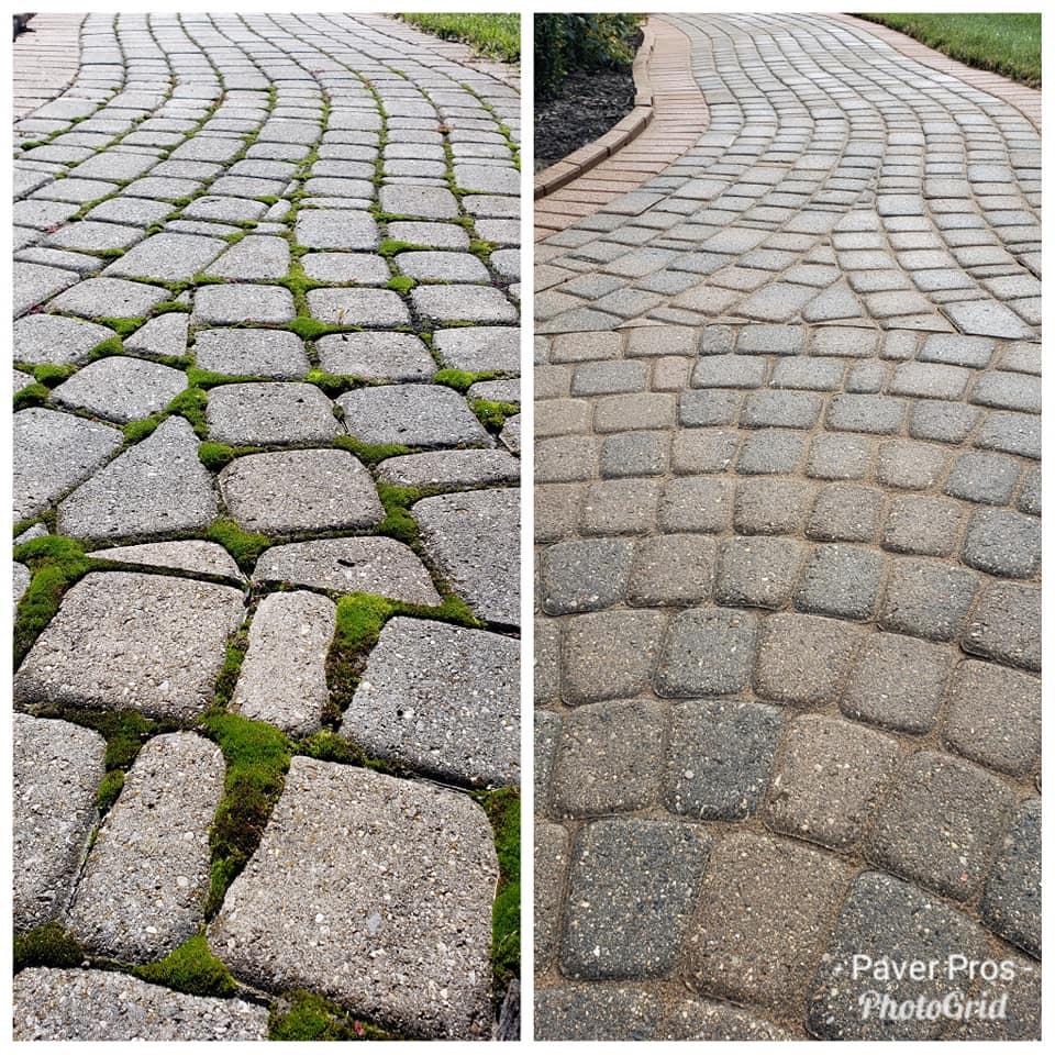 Michigan Brick Paver And Stamped Concrete Restoration Pros
